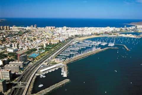 Guidad 8-timmarstur i Las Palmas de Gran Canaria