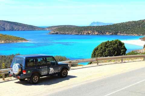 Sardegna: tour di 1 giorno tra le spiagge nascoste da Chia