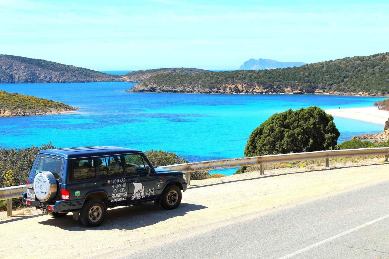 Ab Chia: Tour zu den verborgenen Stränden Sardiniens
