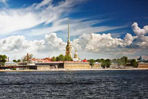 Peter and Paul Fortress Tour