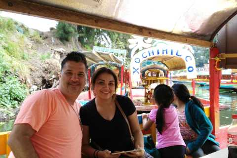 Private Tour: Xochimilco, Coyoacan and Frida Kahlo Museum