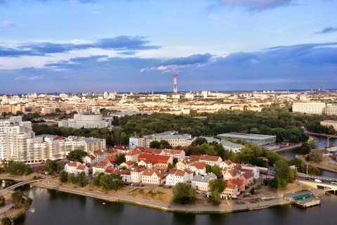 Minsk 3-Hour City Tour