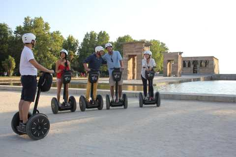 Tour en Segway de 60 minutos por Madrid