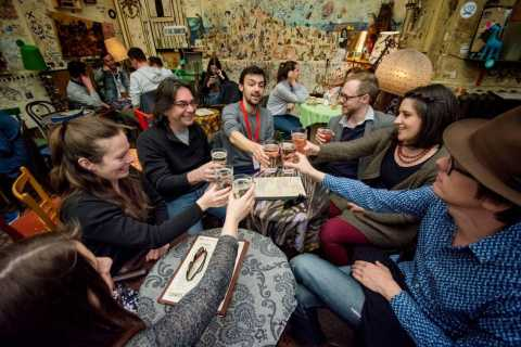 Budapest: Walking Tour with Food Tastings