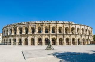 Pont du Gard, Uzès & Nîmes: Halbtagstour mit Eintritt
