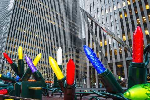 New York City Private Christmas Holiday Tour