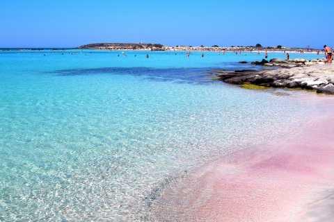 Desde Rétino: viaje de un día a la isla Elafonisi