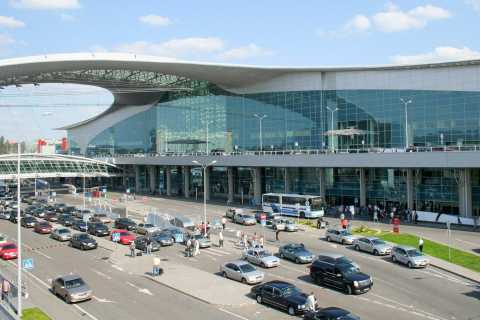 Moscow: Transfer from Airport to Hotel