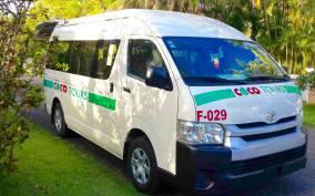 Santo Domingo: 1-Way Private Transfer