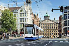 Amsterdã: Bilhete de Transporte Público GVB