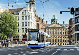 What to do in Amsterdam - Amsterdam: GVB Public Transport Ticket