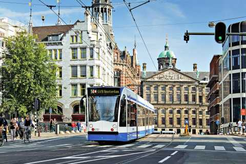 Amsterdam: GVB Public Transport Ticket