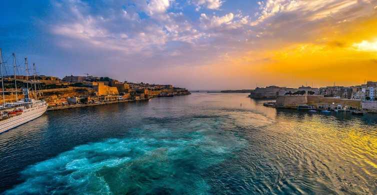 Willkommen in Valletta: Privattour mit einem lokalen Guide