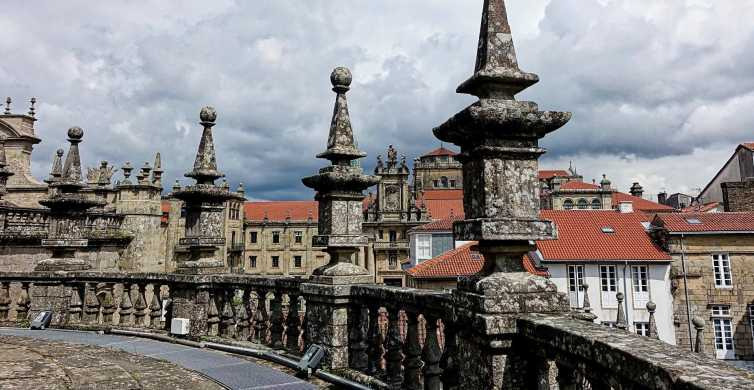 Welcome to Santiago de Compostela: Private Tour with a Local