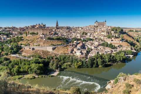 Bienvenido a Toledo: tour privado con un lugareño