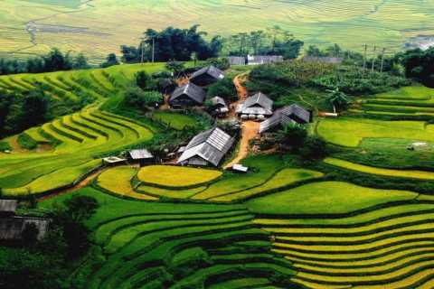 Sapa: 3-Day Medium Trek and Bus Trip from Hanoi