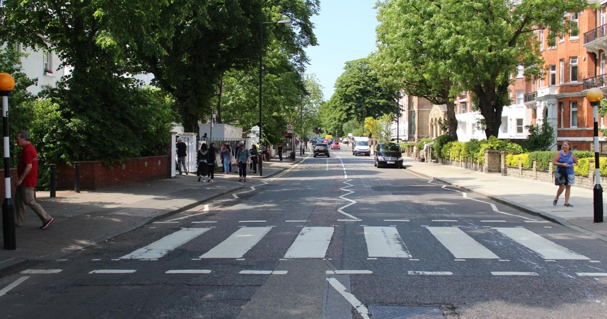 Beatles Tour of London by Black Taxi