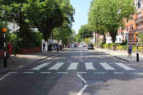 Tour dos Beatles em Londres pelo Black Taxi