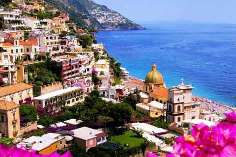 From Sorrento: Amalfi Coast Scenic Full-Day Drive Tour
