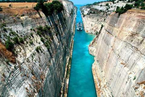 Corso del Corinto, Corinto, Micenas y Nafplion Argolis Tour
