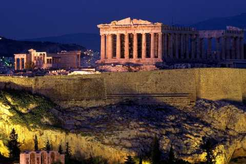 Athens and Cape Sounion Private Full-Day Tour