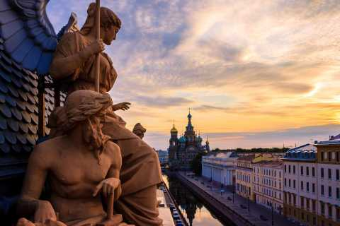 St Petersburg: 2-Day Small Group Tour
