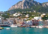 Ab Sorrent: Tagesausflug zur Insel Capri mit Bootsfahrt