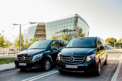 Krakow: Balice Airport Private Transfer