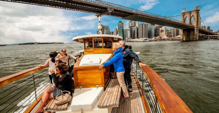 Around Manhattan: Official NYC Architecture Cruise