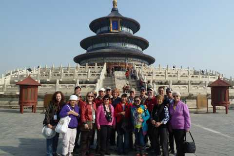 From Taijin Cruise Port: 2-Day Beijing Sightseeing Tour