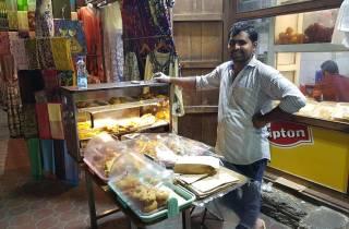 Dubai: Halbtägige Street Food-Tour