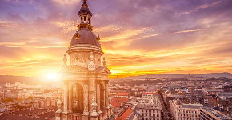 Budapest: Grand Walking Tour