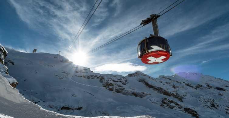 From Lucerne: Titlis Half-Day Tour – Eternal Snow & Glacier