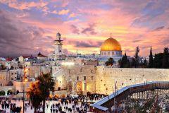 Jerusalém: Excursão a Pé Cidade Sagrada de Três Religiões