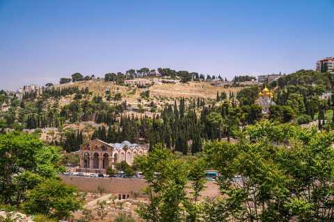 New Jerusalem: Mount of Olives Tour