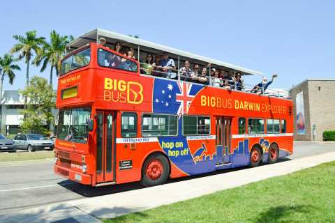 Darwin Hop-On Hop-Off Bus Tickets