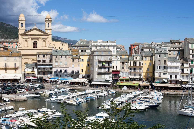 Bastia: Private Tour mit einem Einheimischen