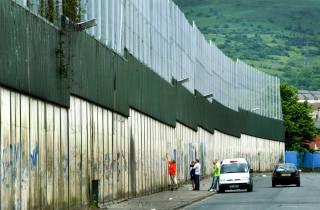 Belfast: 3-stündiger Rundgang zum Nordirlandkonflikt