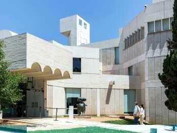 Barcelona: Einlass ohne Anstehen in die Fundació Joan Miró