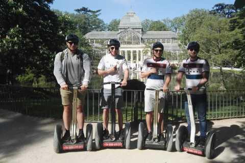 Madrid: visite en Segway du parc du Retiro