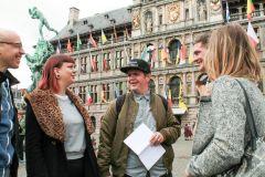 Antuérpia: Tour Gastronômico pela Histórica Parte Antiga