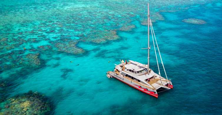 Great Barrier Reef: Premium Catamaran Cruise from Cairns
