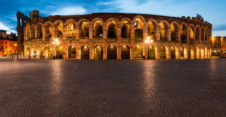 Verona Arena Skip-the-Line Private Guided Tour