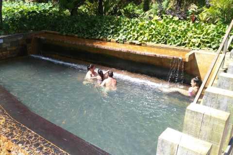 Furnas Thermal Baths at Night Tour