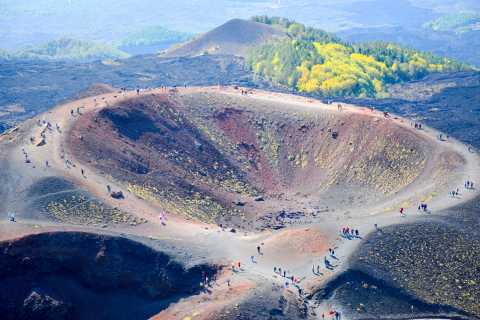 Mt. Etna Private Tour with Optional Food and Wine Tasting