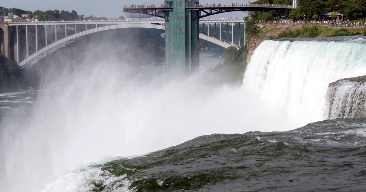 niagara falls how to get there from new york