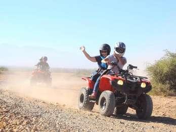 Marrakesch: 2-stündiges Quad-Abenteuer