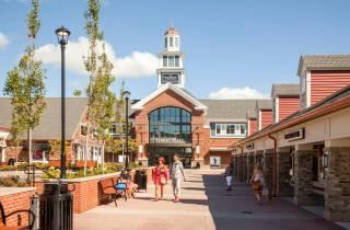 Shoppingtour Woodbury Common Premium Outlets