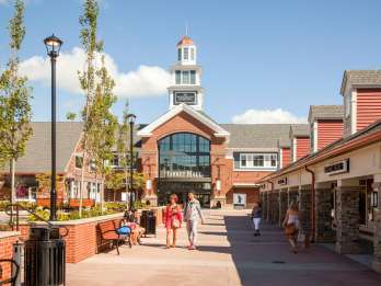 Shoppingtour Woodbury Common Premium Outlets