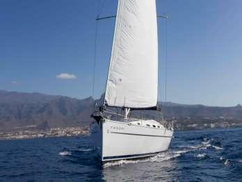Teneriffa: Segelbootcharter mit Skipper
